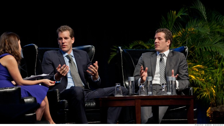 Facebook payout turns Winklevoss twins into first Bitcoin billionaires