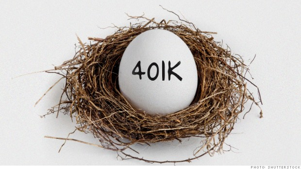 Average 401(k) balance hits record $91,300