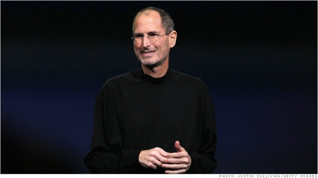 This is what Steve Jobs was like on LSD