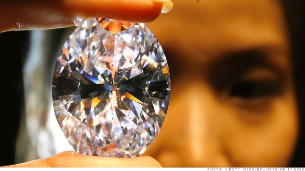 Diamonds are getting cheaper. Time to buy?