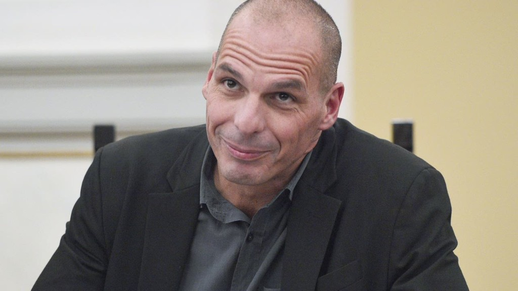 Who is Yanis Varoufakis?