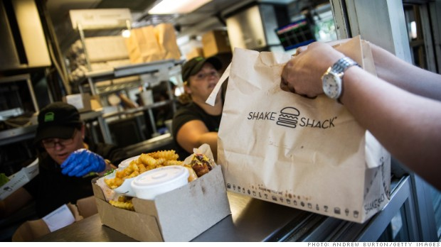Shake Shack workers get in on IPO riches