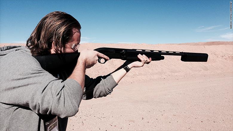 Gun silencer sales are soaring