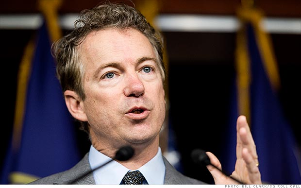 Senator Rand Paul goes after Fed...again