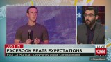 Facebook profits soar