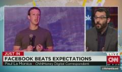 Facebook profits soar