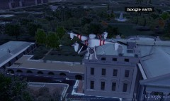 This drone crashed the White House lawn