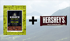 Hershey's latest purchase: beef jerky