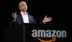 Amazon stock soars after earnings beat
