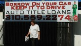 U.S. cracks down on shady '0%' loan firms