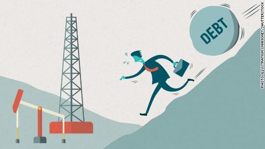 U.S. oil bankruptcies spike 379%