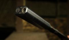 Does a shotgun silencer actually work?