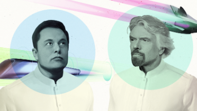 Elon Musk vs. Richard Branson