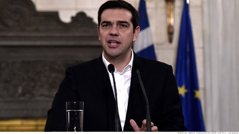 Greece: We're not looking for a fight over debt