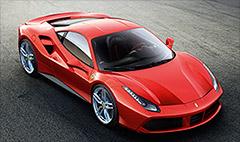 Ferrari reveals new 488 GTB sports car