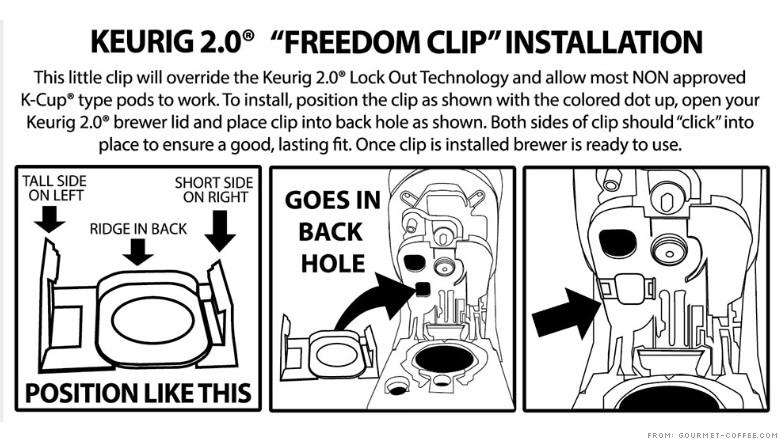 freedom clip