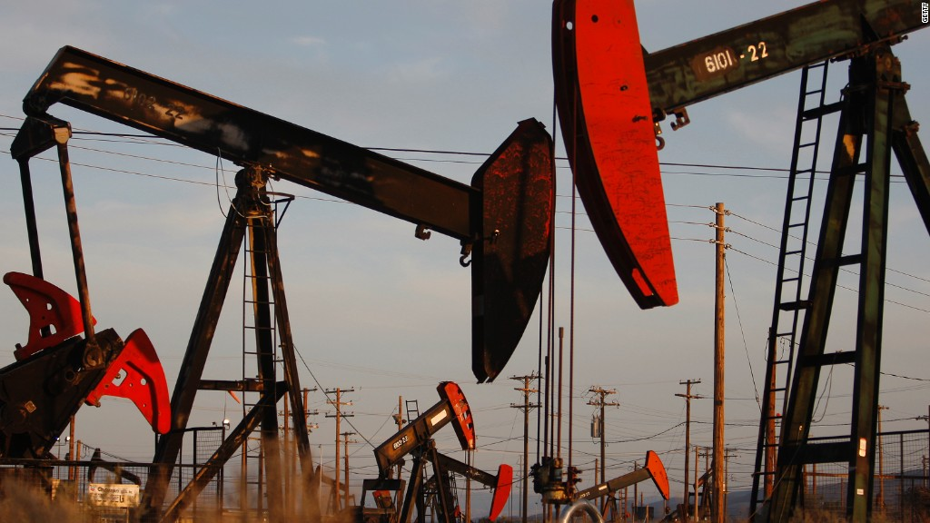 Oil crash means more mergers