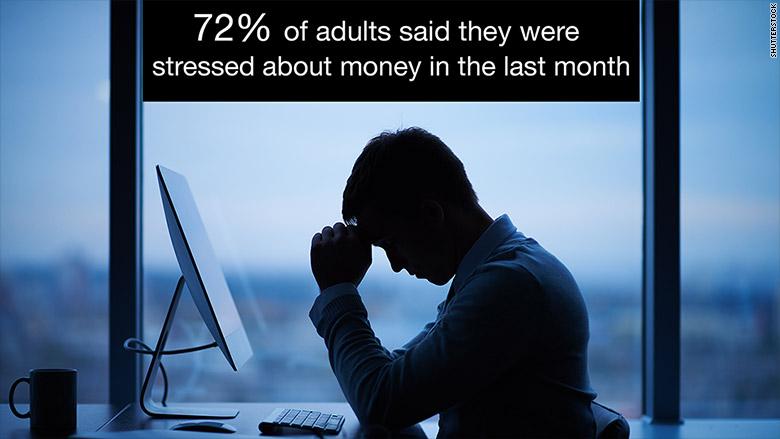 money stress