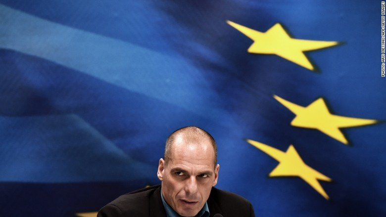 Greece's embattled finance minister resigns