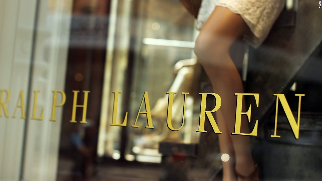 Strong dollar hurting fashion brands