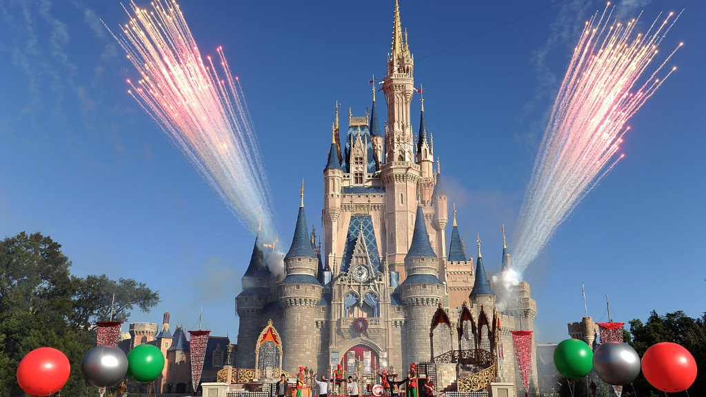 5 stunning stats about Disney