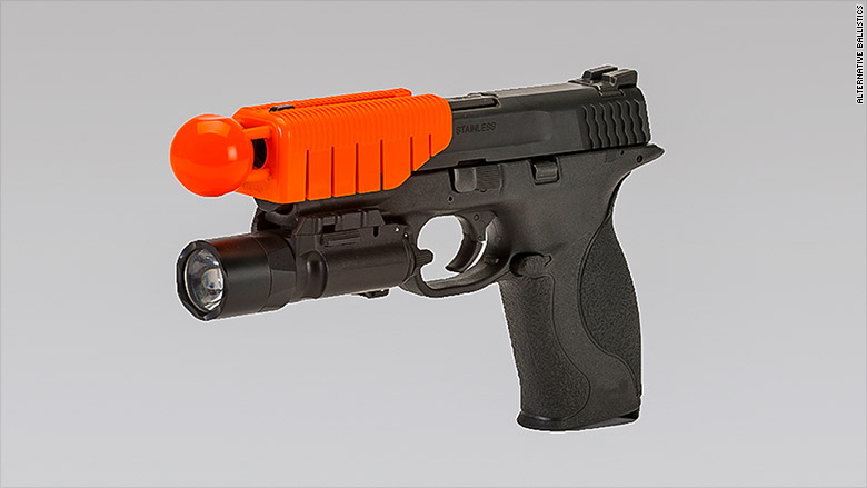 alternative ballistics