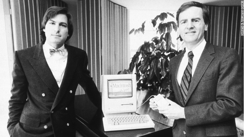 john sculley steve jobs