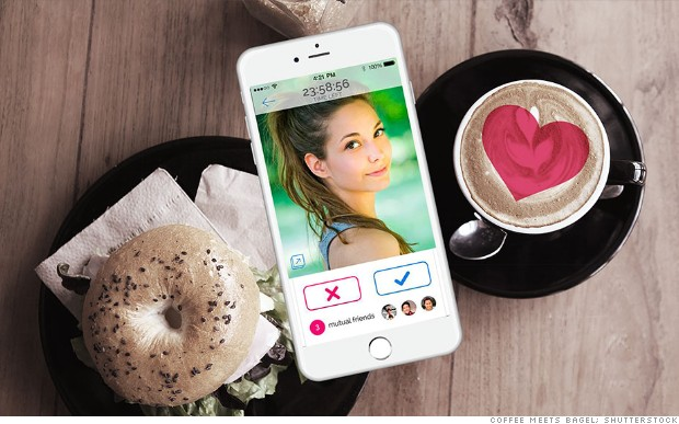 Bagel dating app
