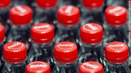 Coca-Cola: We're replenishing the water we use