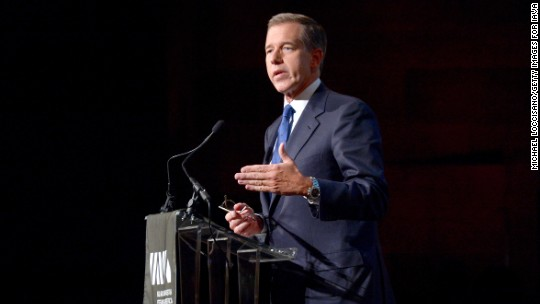 NBC's decision on Brian Williams' fate still weeks away