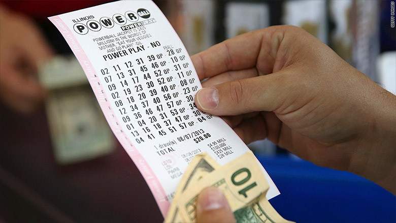 powerball unclaimed