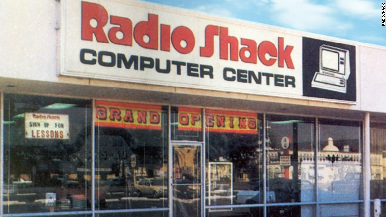 radioshack computer center