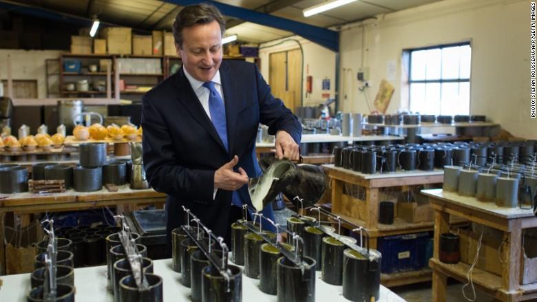 UK David Cameron