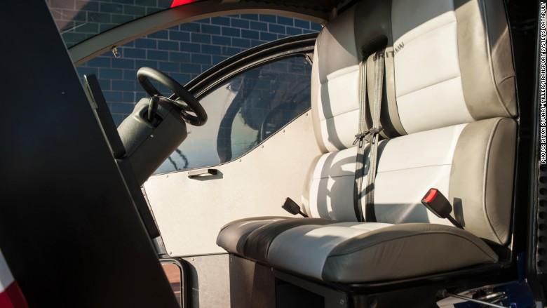 driverless car lutz