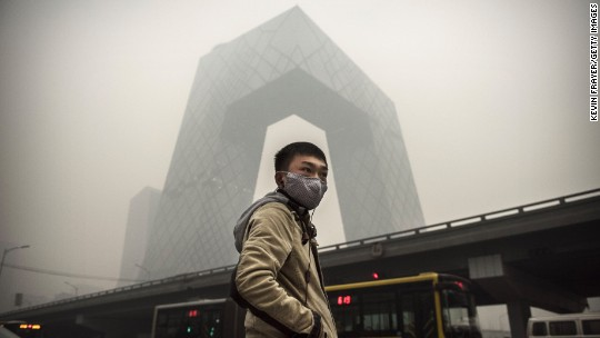 Pollution is scaring away top corporate recruits