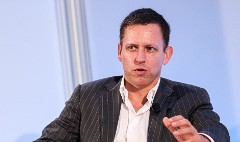 Peter Thiel: Robots don't threaten middle class jobs