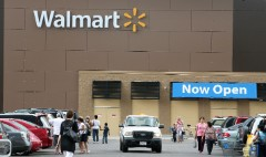 Arkansas gov. sends back religious freedom law after Walmart pressure