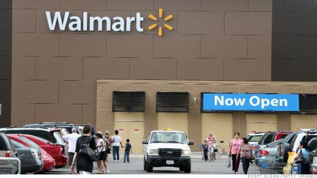 Walmart to Arkansas gov.: Veto religious freedom law