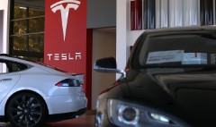 Tesla misses big, but SUV buzz builds