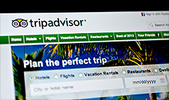 Hot stock: TripAdvisor jumps 25%