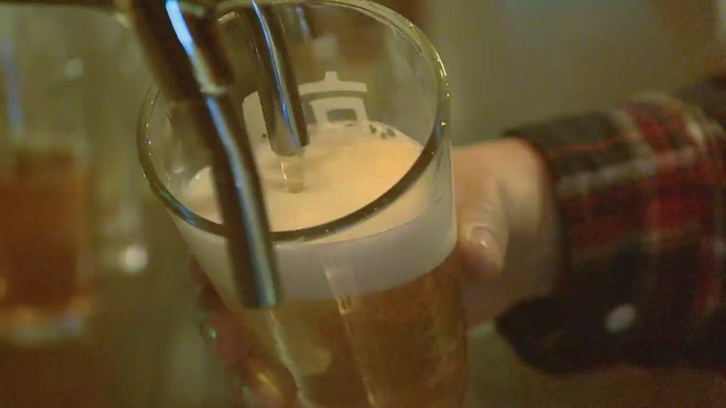 The world's most popular beer comes from....China?