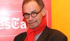 NY Times media columnist David Carr dies at 58