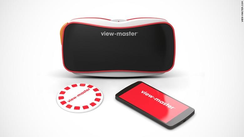 mattel google view master