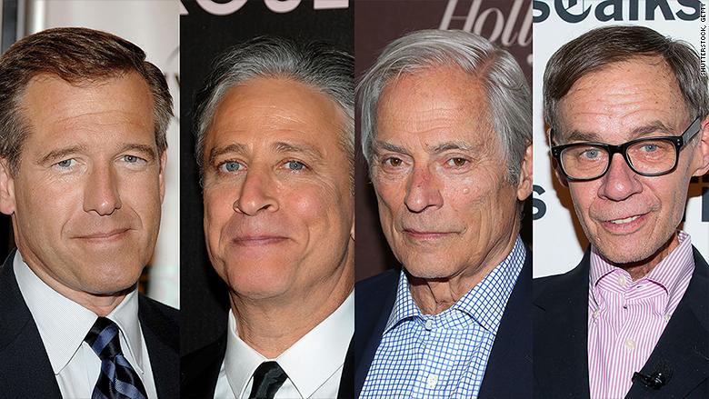 four media titans