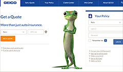 Geico accused of discriminating against low-income drivers