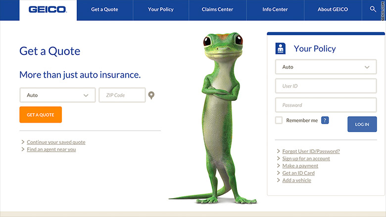 Geico Online Quote Magnificent Geico Accused Of Discriminating Against Lowincome Drivers  Feb