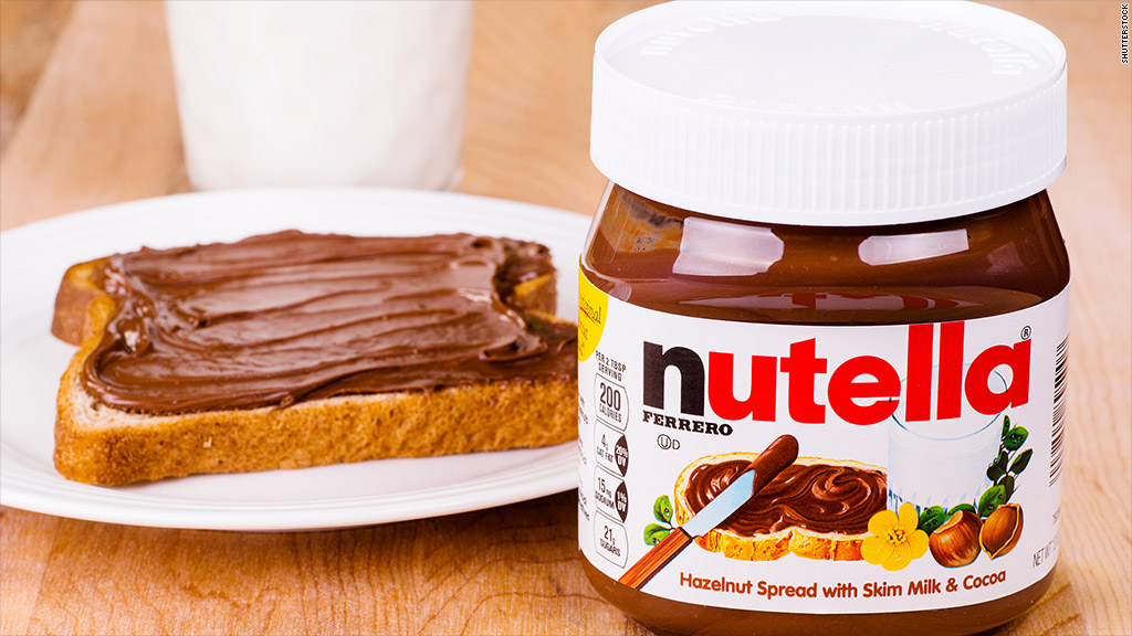 New Nutella? Not the first consumer outcry