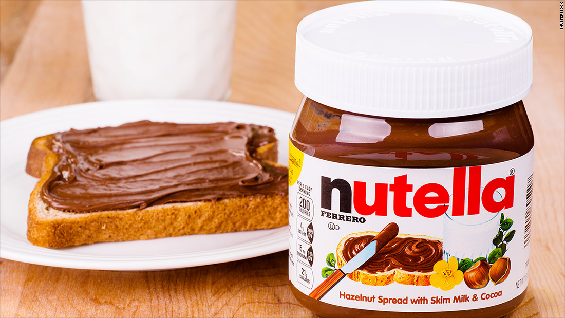 New Nutella Not The First Consumer Outcry Video Business News