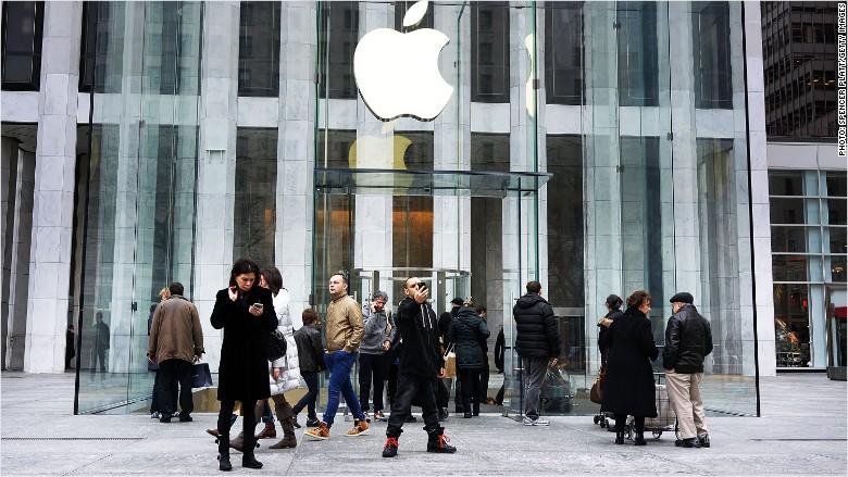 Apple aparentemente rediseñará sus tiendas