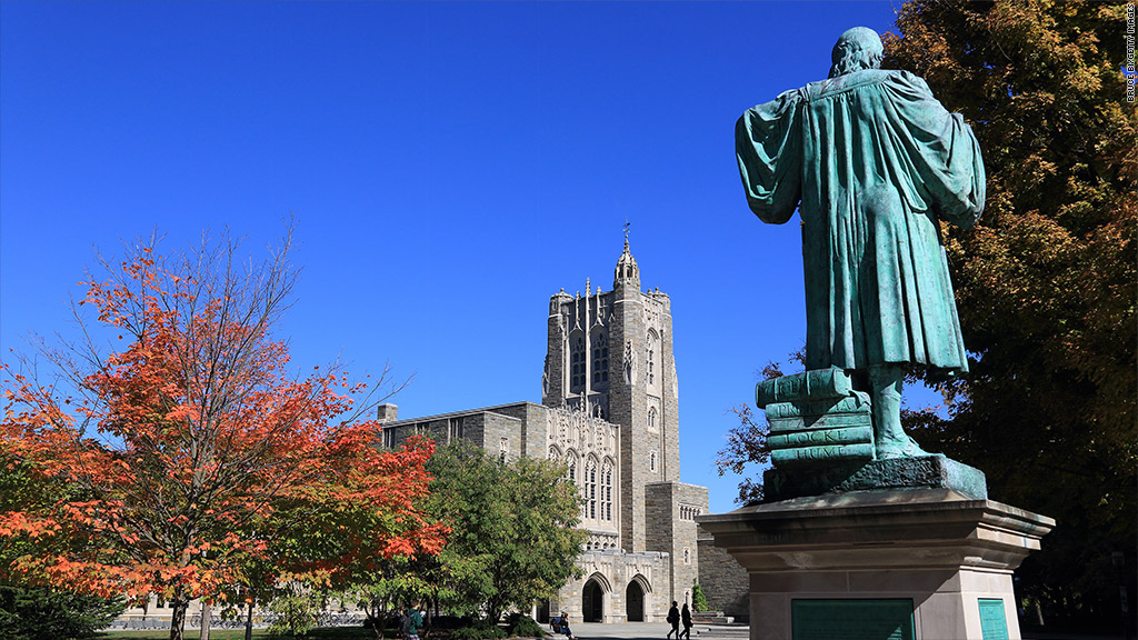 Princeton gets its biggest donation ever